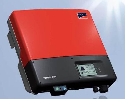 Sma Sunny Boy 4000tl 20 4kw Power Inverter