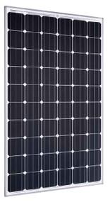 SolarWorld Sunmodule Plus SW 260 Mono 260 Watt Solar Panel Module Image