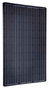 SolarWorld Sunmodule Plus SW 275 Mono Black 275 Watt Solar Panel Module Image