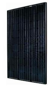 Seraphim SRP-250-6MB All Black 250 Watt Solar Panel Module Image