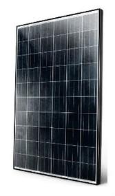 Seraphim SRP-265-6MB All Black 265 Watt Solar Panel Module Image
