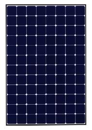 SunPower SPR-E19-315W 315 Watt Solar Panel Module Image