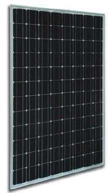 Solar Innova SI-ESF-M-M125-88 235 Watt Solar Panel Module Image