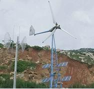 Aquitaine Aerogenerateurs WM-5000 5kW Wind Turbine