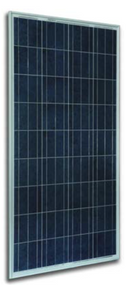 Solar Innova SI-ESF-M-P156-48 195 Watt Solar Panel Module Image