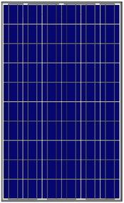 Amerisolar AS-6P30 230 Watt Solar Panel Module
