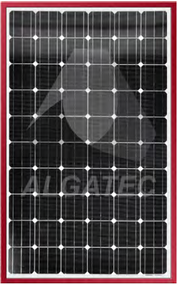 Algatec Solar ASM Mono 7-6 Color 255 Watt Solar Panel Module