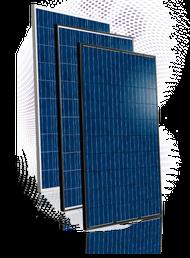 Auo BenQ GreenTriplex PM060P00 250 Watt Solar Panel Module