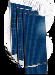 Auo BenQ GreenTriplex PM060P00 255 Watt Solar Panel Module