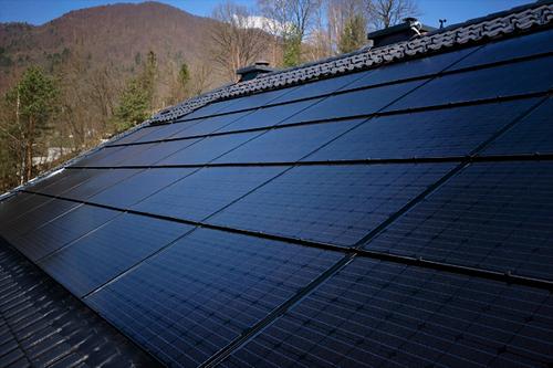 Bisol BIPV BSO 260 Watt Solar Panel Module