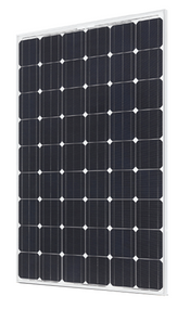 Hyundai HiS-S220MF 220 Watt Solar Panel Module