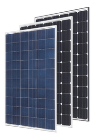 Hyundai HiS-M240MG 240 Watt Solar Panel Module