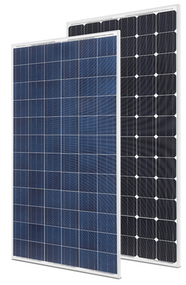 Hyundai HiS-M295MI 295 Watt Solar Panel Module