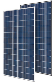Hyundai HiS-M295RI 295 Watt Solar Panel Module