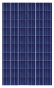 PV Power PVQ3 250 Watt Solar Panel Module