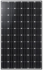 Ritek Solar MM60-6RT-280 280 Watt Solar Panel Module