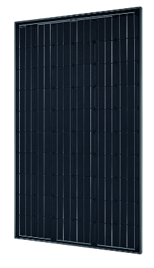 SolarWorld Plus SW 250 Mono Black 250 Watt Solar Panel Module
