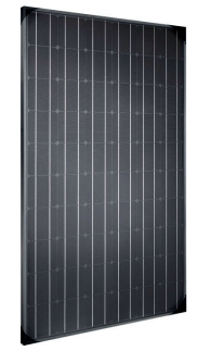 Solon Black 230/02 PLUS 250 Watt Solar Panel Module
