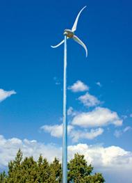Southwest Windpower Skystream 3.7 2.1kW Wind Turbine