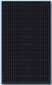 JA Solar JAM6-K-BK-60-270-4BB 270 Watt Solar Panel Module
