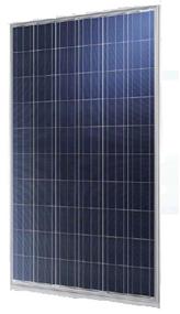 ET Solar ET-P660245WW Watt Solar Panel Module