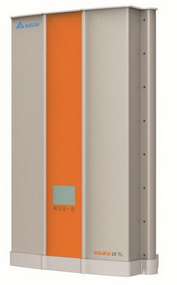 Delta SOLIVIA 30 EU T4 TL Three Phase Solar PV Grid Inverter