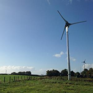 Kingspan Renewables KW15 15kW Wind Turbine