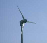 Wind Energy Solutions WES5 TULIPO 2.5 KW Wind Turbine