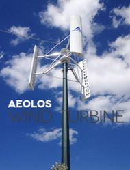 Aeolos Aeolos-V 10kW 10kW Wind Turbine