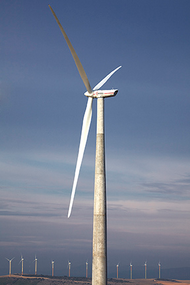 Acciona AW-125 3000kW Wind Turbine