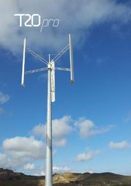 Ropatec T20pro 20kW Wind Turbine