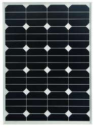 CleverSolar Sunpower cells 60 Watt Solar Panel Module