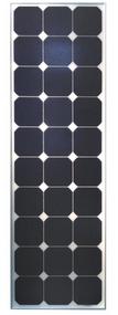 CleverSolar Sunpower cells 90 Watt Solar Panel Module
