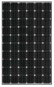 Anji AJP-S660-250 250 Watt Solar Panel Module