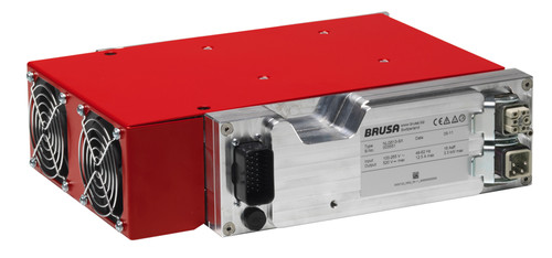 Brusa NLG513 On-Board-Fast Charger 3.7 KW EV Charging Point Image