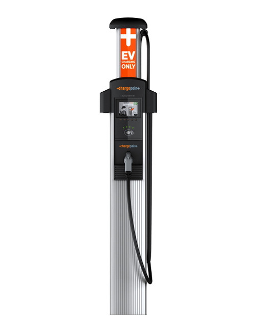 ChargePoint CT4011 Electric Vehicle Charging Point Image
