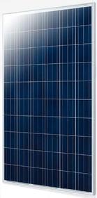 ET Solar ET-P660265WW 265 Watt Solar Panel Module