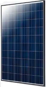 ET Solar ET-P660255WB 255 Watt Solar Panel Module