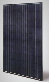 Sunrise SR-M660255-B 255 Watt Solar Panel Module