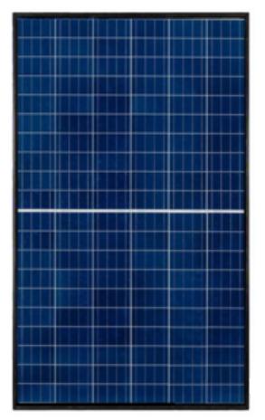 REC Twin Peak Series REC-280TP-BLK 280 Watt Solar Panel Module