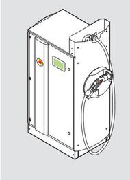 Elektromotive Elektrobay Rapid Electric Vehicle Charging Point Image