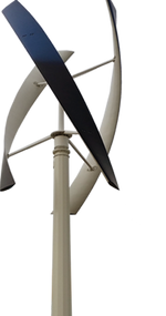 Urban Green Energy 10 meter Mast