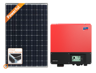 Panasonic VBHN330SJ47 3960 Watt Solar Panel Module Kit