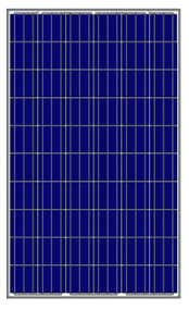 Amerisolar AS-6P30-260W 260 Watt Solar Panel Module