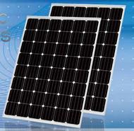 EGING PV EG-230M48-C Black 230 Watt Solar Panel Module