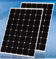 EGING PV EG-240M48-C Black 240 Watt Solar Panel Module