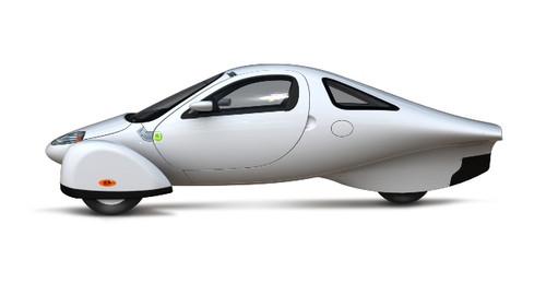 Aptera 2e Electric Vehicle Image