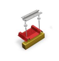 Schletter Fixt Size 2 Twin (Fixation Kit)