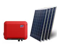 Heckert Nemo 60P 1000 Watt Solar Panel Module Kit