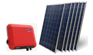 Heckert Nemo 60P 1500 Watt Solar Panel Module Kit
